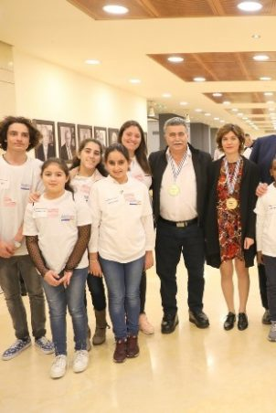 יום זכויות הילד הבינלאומי: כתבה בערוץ 20 פעילות חניכי העמותה בכנסת ישראל